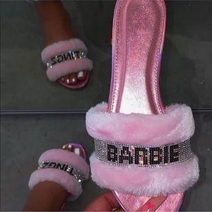 Barbie Tings Slippers